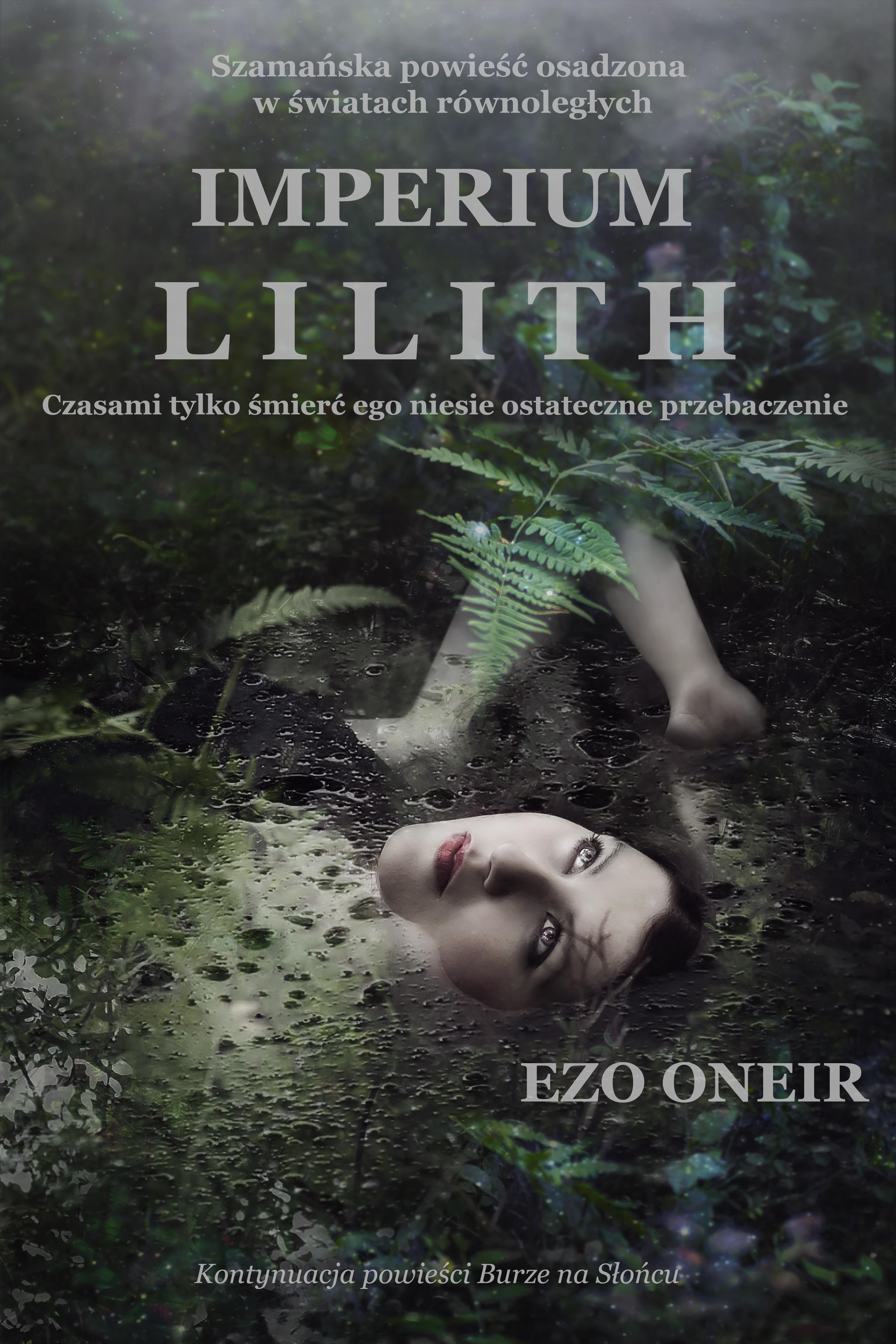 okładka Imperium Lilith przód