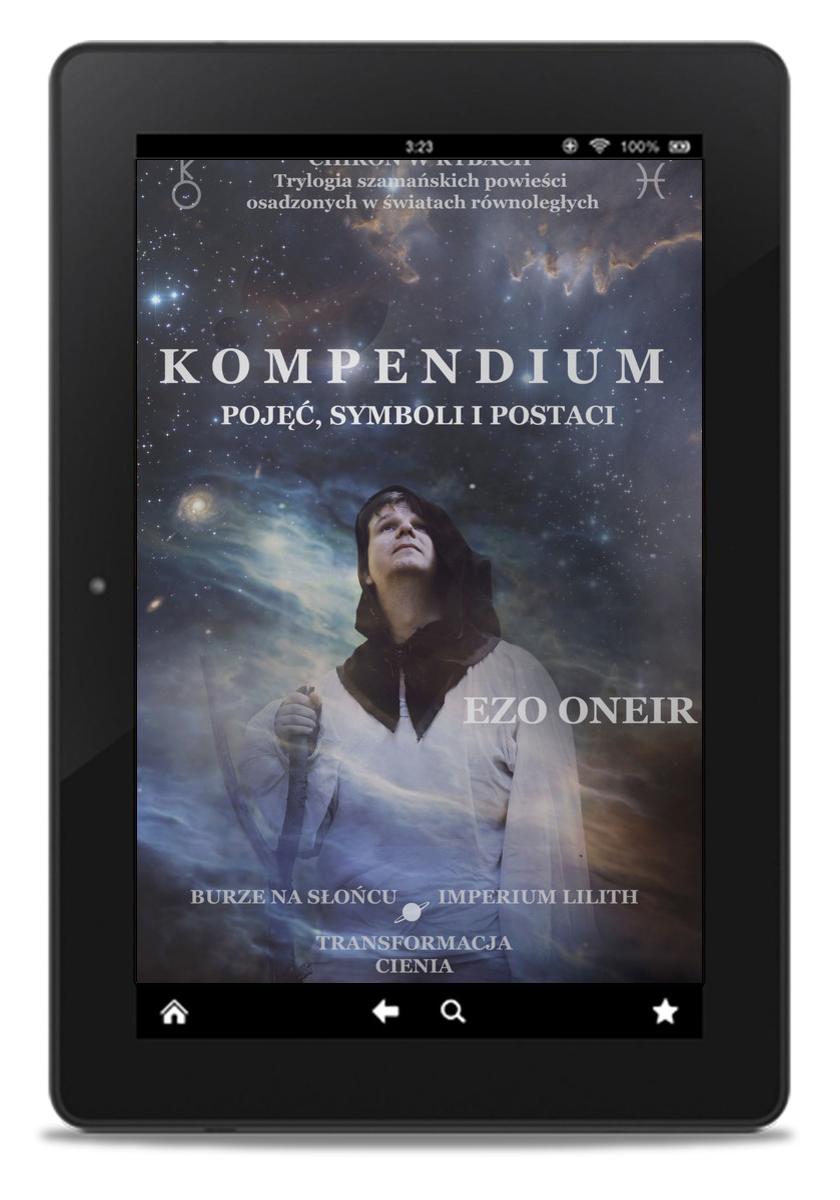 Kompendium ezoteryka Ezo Oneir. Wydawnictwo Ezo Oneir