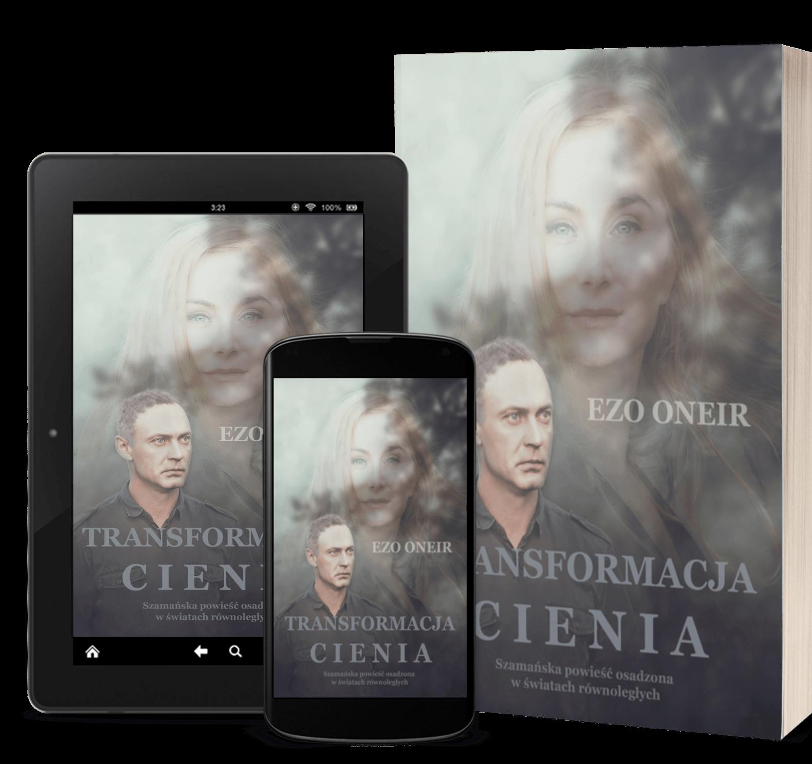 Ezo Oneir powieść surrealistyczna. Fotografia poza rzeczywistością. Wydawnictwo Ezo Oneir. Twin Peaks
